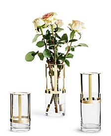 Hold Adjustable Vase by Pascal Charmolu