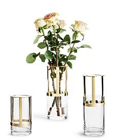 Sagaform Hold Adjustable Vase by Pascal Charmolu
