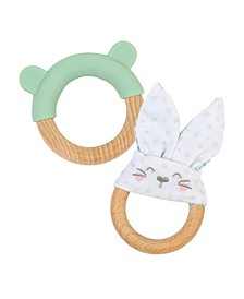 Kalencom Ring and Bunny Teether