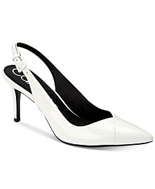 Calvin Klein Women's Gwenith Detail Dress Pumps
