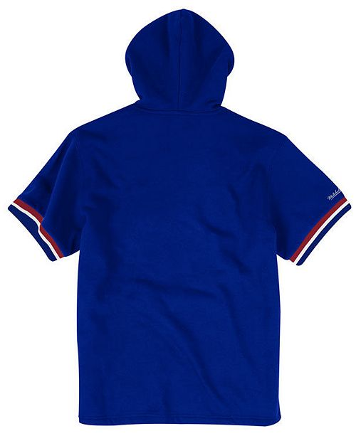buy online 912e2 3dd4e Men's Chicago Cubs French Terry Short Sleeve Hoodie