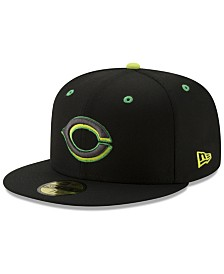 New Era Cincinnati Reds Night Moves 59FIFTY Fitted Cap