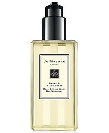 Jo Malone London Peony & Blush Suede Body & Hand Wash, 3.4-oz.