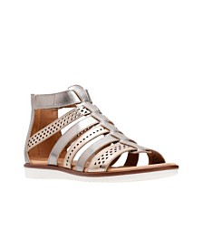 Clarks Collection Women's Kele Lotus Sandals