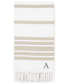 Personalized Herringbone Pestemal Beach Towel Collection