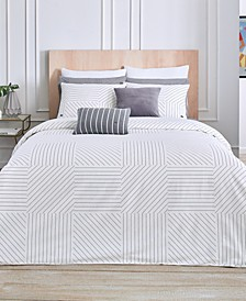 Lacoste Guethary Full/Queen Duvet Set