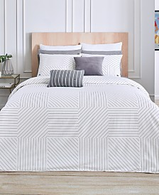 Lacoste Guethary Full Queen Comforter Set