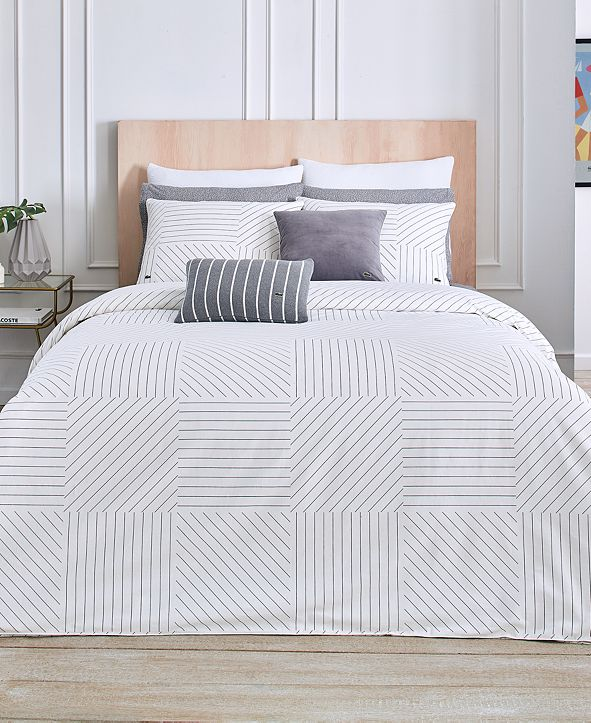 Lacoste Home Lacoste Guethary Bedding Collection