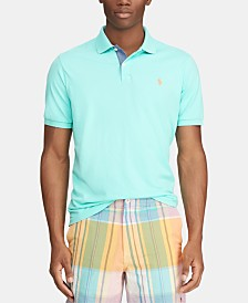 Polo Ralph Lauren Men's Classic Fit Jersey Polo
