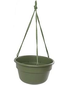 """12"""" Dura Cotta Hanging Basket"""