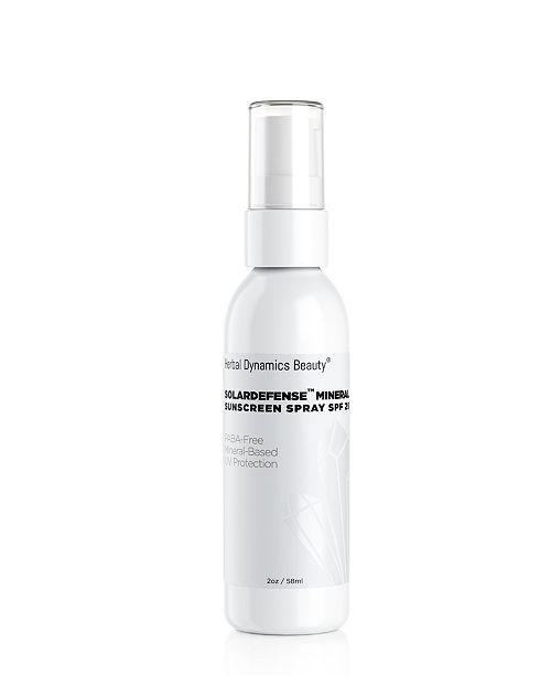Herbal Dynamics Beauty Solardefense Mineral Sunscreen Spray SPF 29