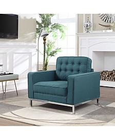 Chic Home Draper Club Chair