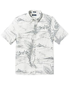 Men's Indoscene Printed Shirt