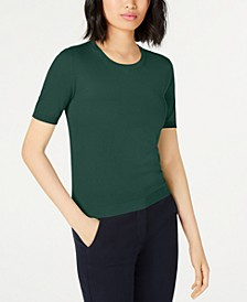 Corte Ribbed-Trim Sweater