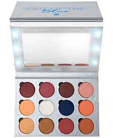 PÜR Out Of The Blue Light-Up Vanity Eyeshadow Palette