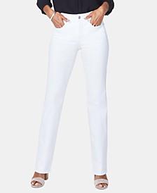Barbara Tummy-Control Bootcut Jeans