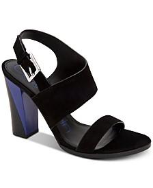 Calvin Klein Women's Carina Dress Sandals