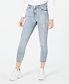 Brie High-Rise Cropped Skinny Jeans