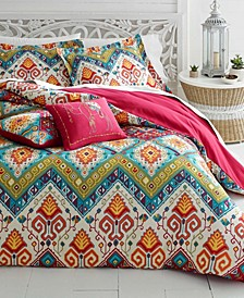 Moroccan Nights Comforter Bonus Set, Full/Queen