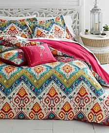 Moroccan Nights Comforter Bonus Set, Full/Queen
