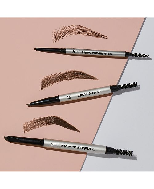 Brow Power Micro Universal Defining Eyebrow Pencil by IT Cosmetics #4