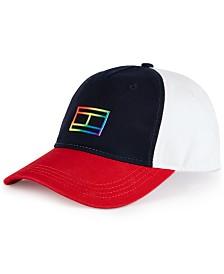Tommy Hilfiger Men's Colorblocked Pride Baseball Cap