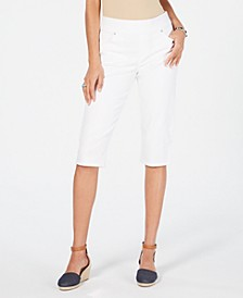 Avery Pull-On Skimmer Jeans, Created for Macy's