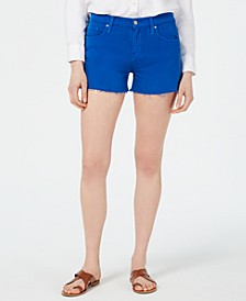 Gemma Cutoff Denim Shorts