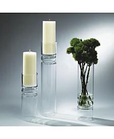 Global Views Flip Flop Candleholder or Vase Small