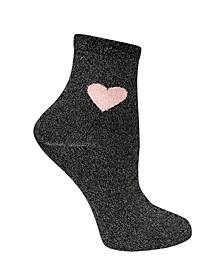 Women's Socks - Shimmer Love