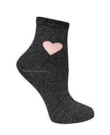 Love Sock Company Women's Socks - Shimmer Love