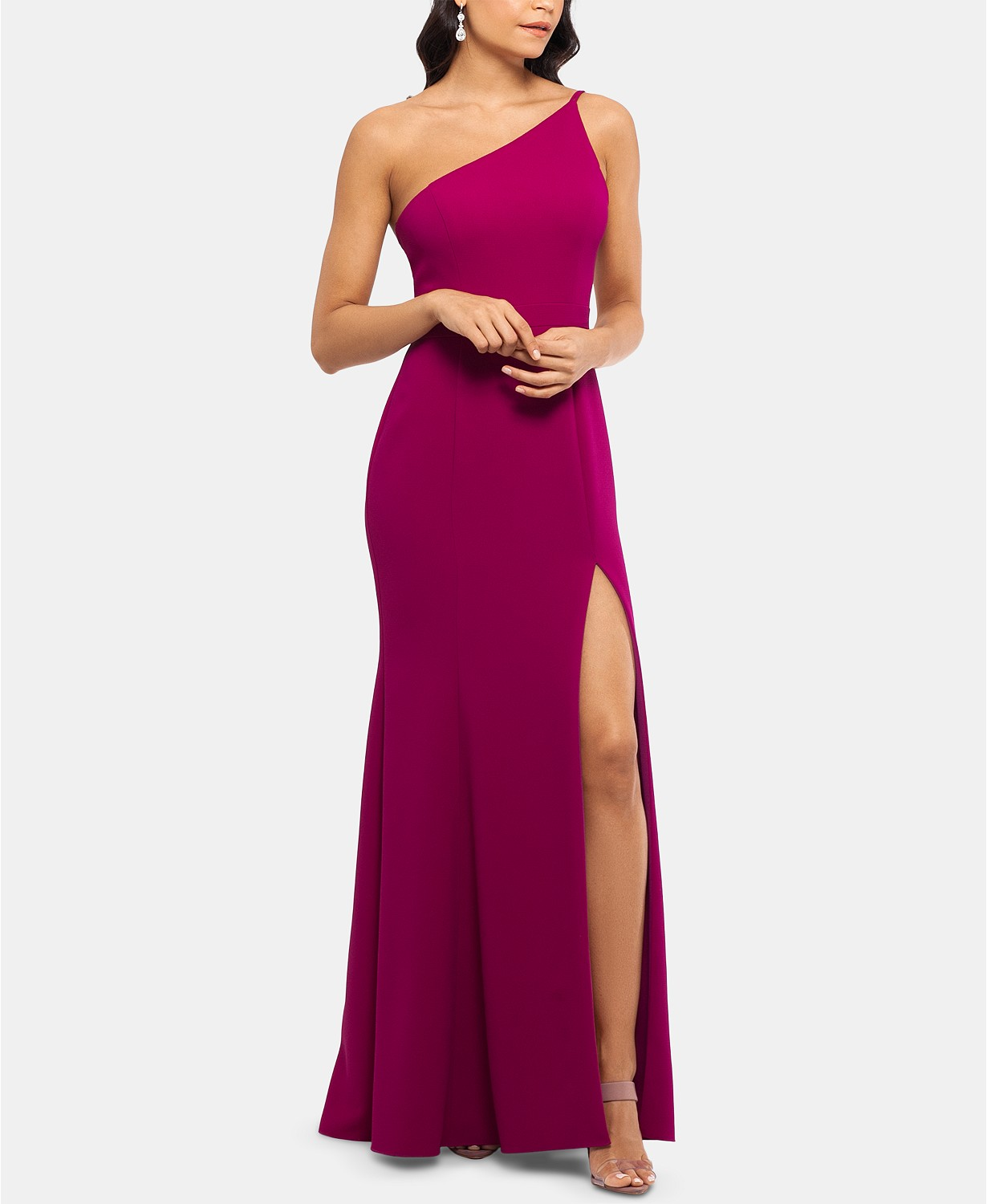 petite evening dress