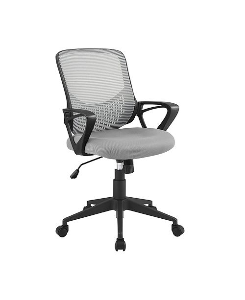 Groovy Serta Essential Burlington Mesh Office Chair Quick Ship Ibusinesslaw Wood Chair Design Ideas Ibusinesslaworg