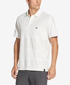 DKNY Men's Tonal Stripe Polo