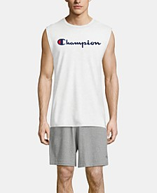Men's Logo Sleeveless T-Shirt