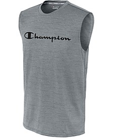 Men's Double Dry Sleeveless T-Shirt