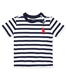 Polo Ralph Lauren Baby Boys Striped T-Shirt