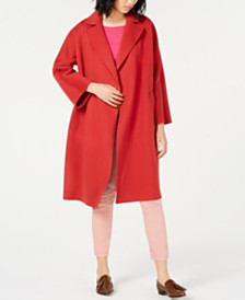 Weekend Max Mara Wool Belted Jacket