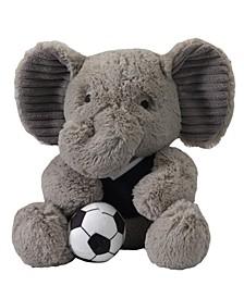 "Future All Star Plush Elephant Stuffed Animal 10"" Blazer"
