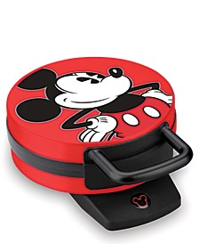 Mickey Mouse Round Character Waffle Maker