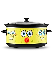 Nickelodeon SpongeBob 7-Quart Slow Cooker