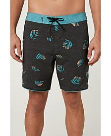 """Men's Hyperfreak Fanfare Printed 18"""" Board Shorts"""