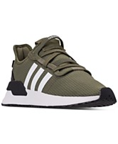 eec2ff077 adidas Big Boys  U Path Run Casual Sneakers from Finish Line