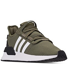 adidas Big Boys' U_Path Run Casual Sneakers from Finish Line