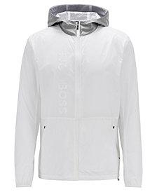 BOSS Men's Full-Zip Jacket