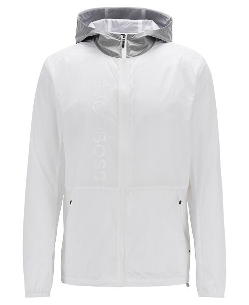 Hugo Boss BOSS Men's Full-Zip Jacket