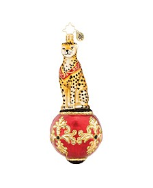 Christopher Radko Majestic Cheetah