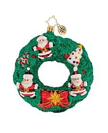 Memories of Christmas Wreath