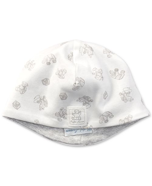 Polo Ralph Lauren Ralph Lauren Baby Boys Reversible Cotton Hat