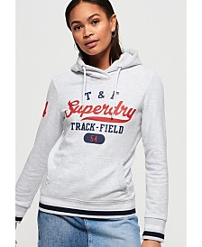 Superdry Track and Field Lite Hoodie